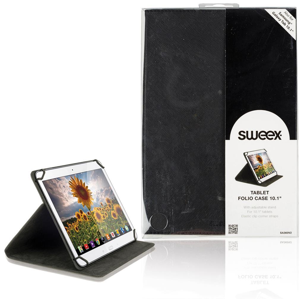 Sweex pouzdro pro tablet 10.1'' černé