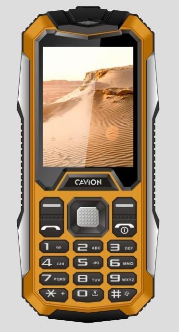 Kiano Cavion Solid 2.4