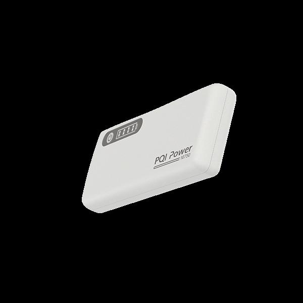 PQI Power 16750 Power Bank externí baterie 16750mAh, bílá