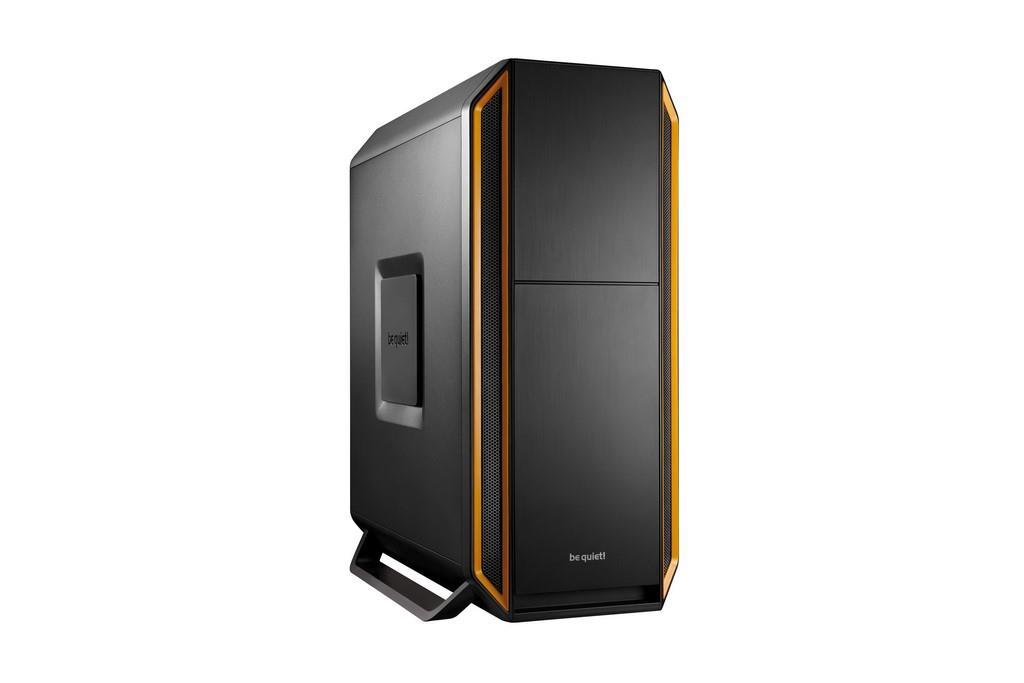 be quiet! Silent Base 800, orange, ATX, micro-ATX, mini-ITX case