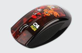 MODECOM optická myš MC-619 ART BEN 10 OMNIRIX 2
