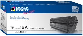 Toner Black Point LBPPH15A | Black | 3700 p. | HP C7115A