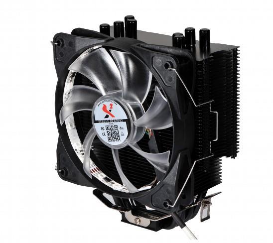 CPU cooler X2 Eclipse Advanced 991 PWM (Intel / AMD support)