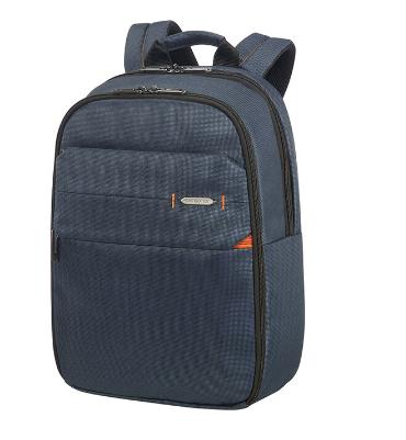 Backpack SAMSONITE CC801004 14.1'' NETWORK 3, comp,doc.pock, Space Blue