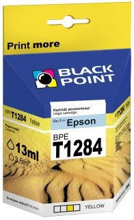 Ink Black Point BPET1284   Yellow   13 ml   Epson T1284