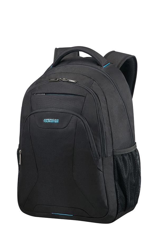 Backpack American Tourister 33G09003 ATWORK 17,3'' comp, doc, tblt, pock, black