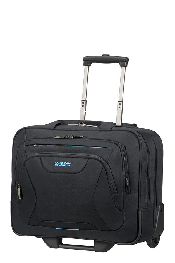 Rolling tote 33G09006 American Tourister ATWORK 15,6'' comp., 2whls, black