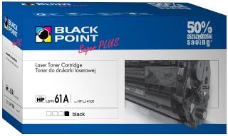 Toner Black Point LBPPH61A | Black | 7500 p. | HP C8061A