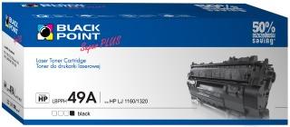 Toner Black Point LBPPH49A | Black | 3700 p. | HP Q5949A