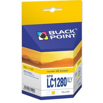 Ink cartridge Black Point BPBLC1280XLY | yellow | 15 ml | Brother LC1280Y