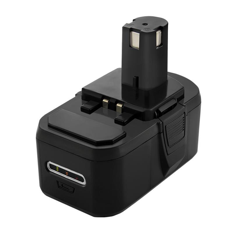 Qoltec Power tools battery for Ryobi BPL-1815, P102 | 4000mAh | 18V
