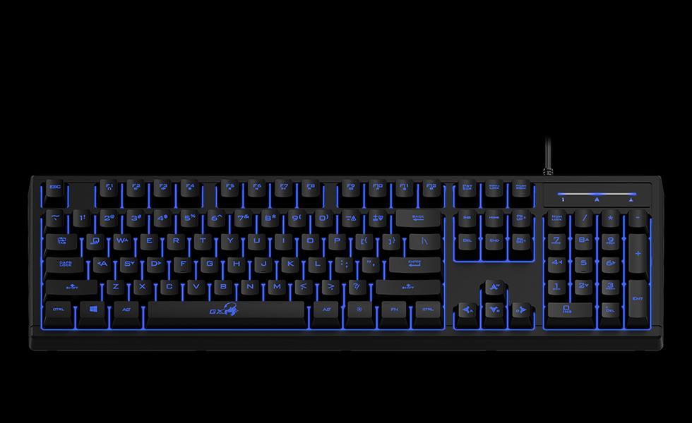 Genius klávesnice Scorpion K6 černá