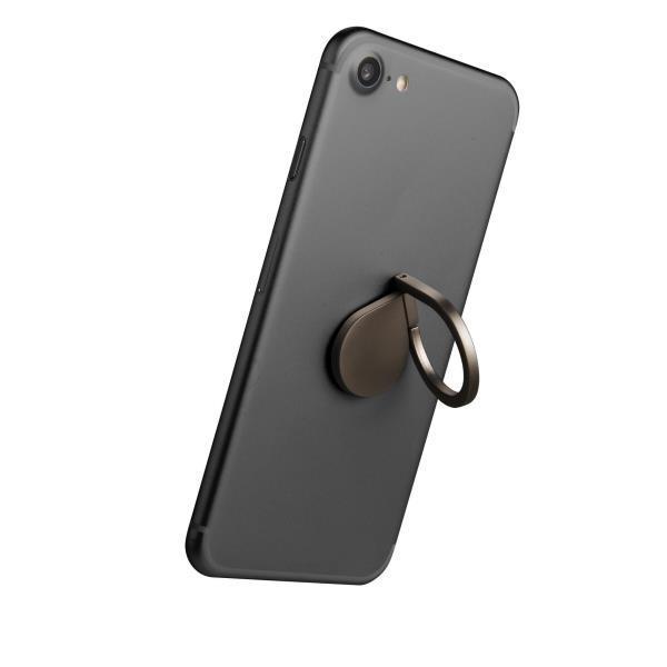 Celly RING univerzální držák na telefon, šedý
