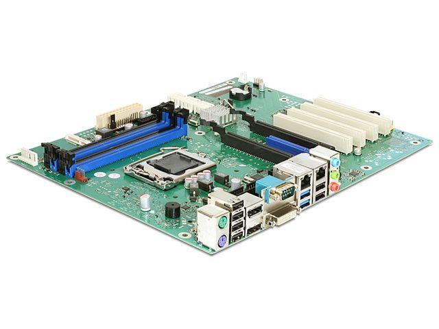 Delock Mainboard Fujitsu D3236-S INDUSTRIAL ATX