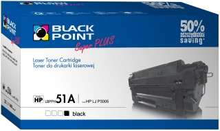 Toner Black Point LBPPH51A | Black | 8400 p. | HP Q7551A