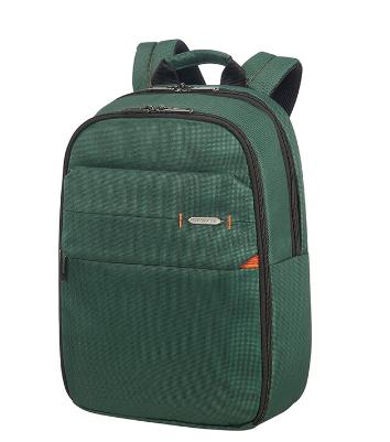 Backpack SAMSONITE CC804004 14.1'' NETWORK 3, comp,doc.pock, Bottle Green