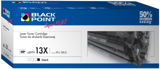 Toner Black Point LBPPH13X | Black | 4100 p. | HP Q2613X
