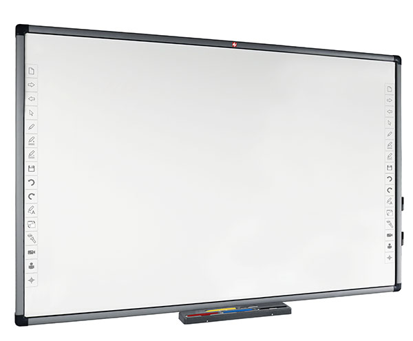 SET: Avtek TT-BOARD 100 Pro, Vivitek DW882ST, WallMount Next 1200 + accessories