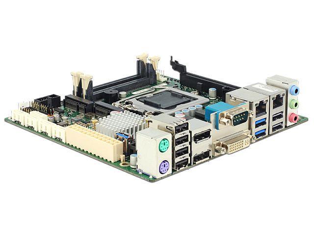 Delock Mainboard Fujitsu D3243-S INDUSTRIAL MINI ITX