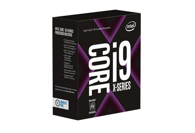 Intel Core i9-7940X, Quattuordeca Core, 3.10GHz, 19.25MB, LGA2066, 14nm, TRAY