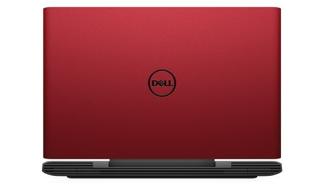 """DELL Inspiron 7577/i7-7700HQ/8GB/128GB SSD+1TB/4GB Nvidia 1050 Ti/15,6""""/FHD/FPR/Win 10 PRO 64bit,červený"""
