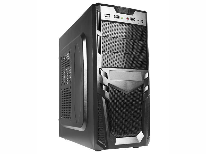 Tracer JOKER Midi Tower PC skříň, bez zdroje, černá
