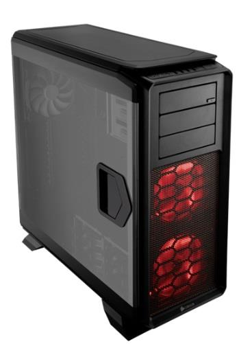 Corsair PC skříň Graphite Series™ 760T Full Tower, prosklená stěna, černá