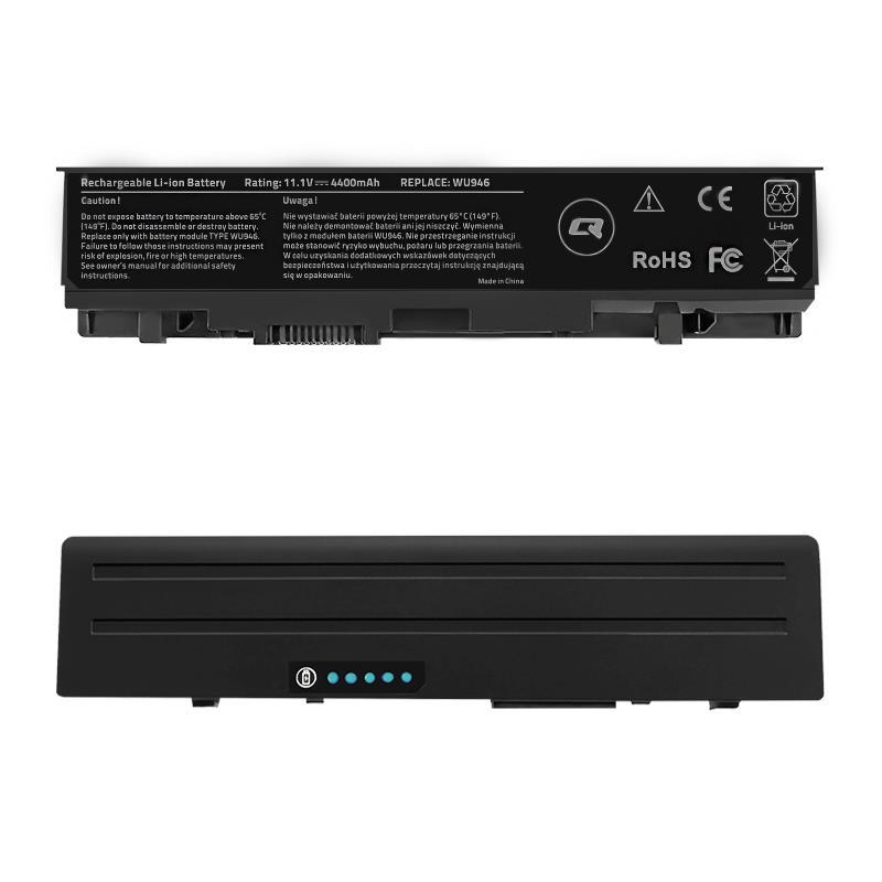Qoltec Long Life baterie pro notebooky Dell Studio 1535 | 11.1 V | 4400 mAh