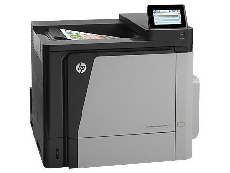 Tiskárna HP Color LaserJet Enterprise M651dn A4 bar/42str | USB| LAN| duplex