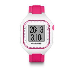 Garmin Forerunner 25 White/Pink (vel. S)