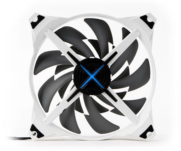 Zalman PC case Fan ZM-DF14 (BLUE LED)