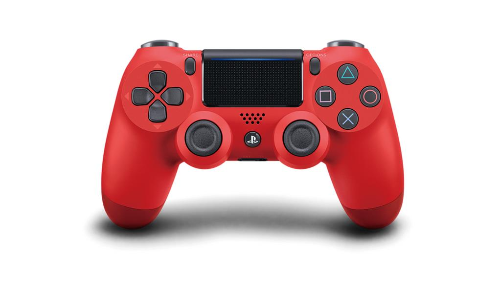 PS4 Dualshock 4 - Magma Red v2