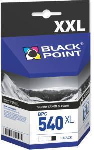 Ink cartridge Black Point BPC540XL   black   22,5 ml   Canon PG-540XL