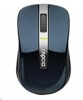 RAPOO Myš 6610 Bluetooth/2.4GHz Optical Mouse Gray