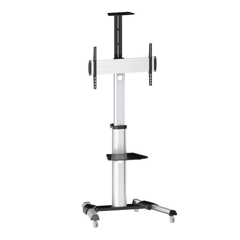 LOGILINK - TV stand cart, adjustable TV height, 37-70''