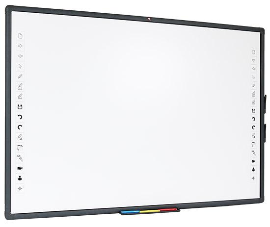 SET: Avtek TT-BOARD 80 Pro, Vivitek DX881ST, WallMount Next 1200, příšslušenství