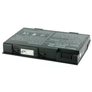 WE bat. pro Toshiba PA3395 / PA3421 14,4V 4400mAh