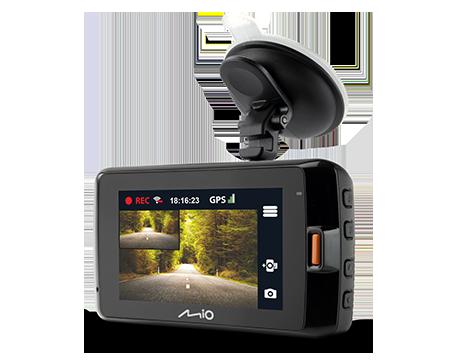 "MIO Kamera do auta MiVue 752, GPS,WiFi, LCD 2.7"""