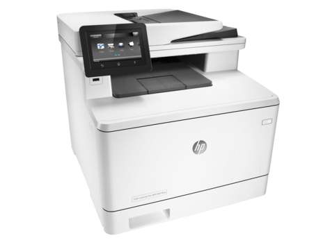 HP Color LaserJet Pro MFP M477fnw (A4, 27/27ppm, USB 2.0, Ethernet, Wi-Fi, Print/Scan/Copy/Fax)