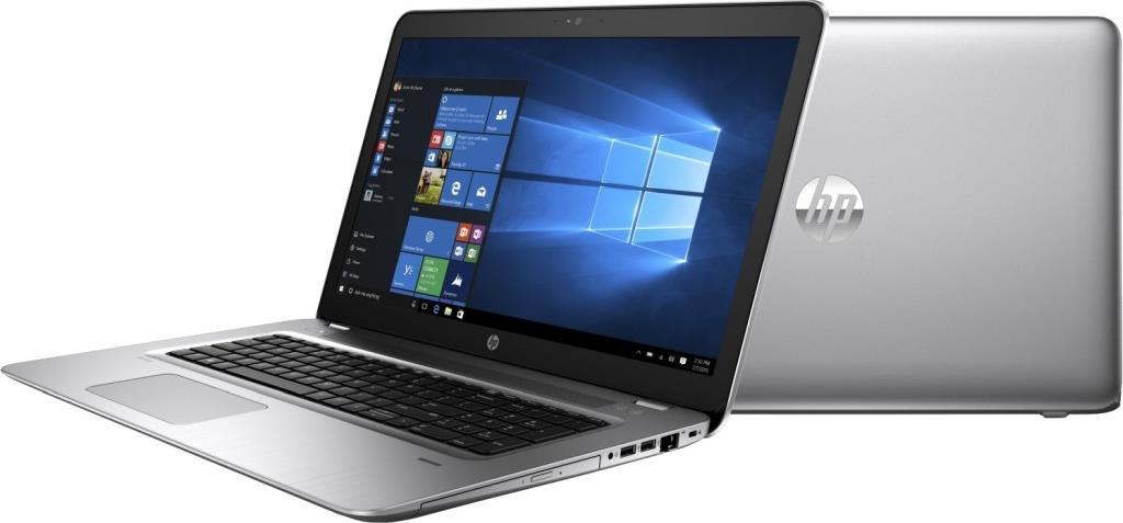 HP ProBook 470 G4 i7-7500U 17.3 FHD 16GB 128GB+1TB GF930MX DVD FP backlitt W10