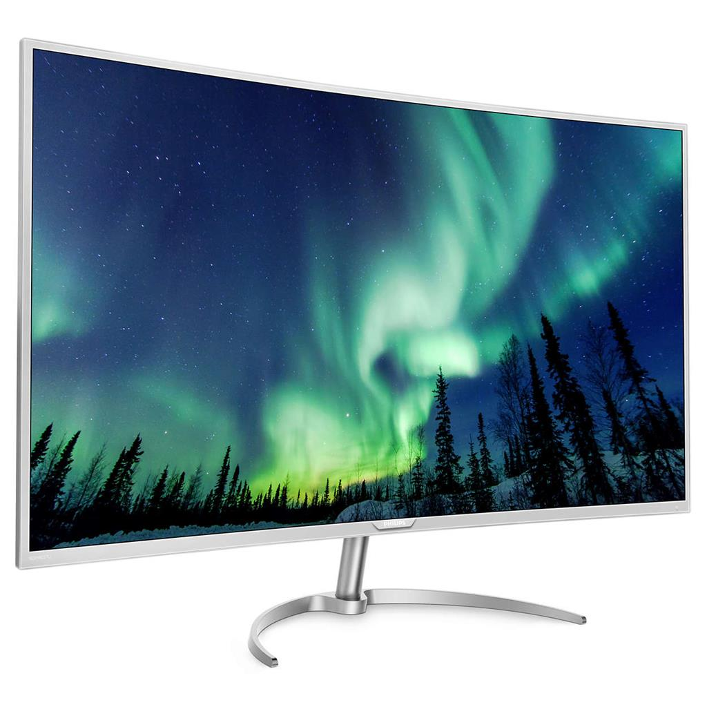Monitor Philips BDM4037UW 40inch, panel VA, 4K UHD curved , D-Sub/HDMI x2/DP x2
