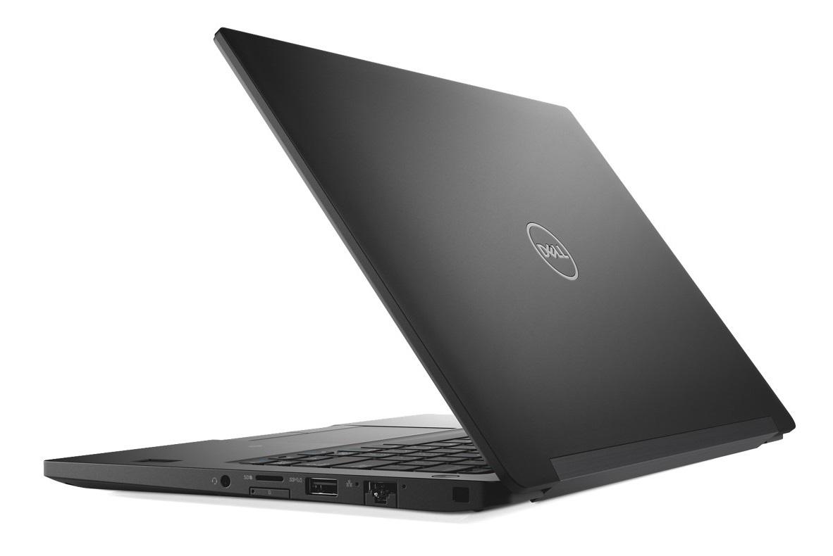 "Dell Latitude 7380 13"" FHD i7-7600U/8GB/256GB SSD/THB/SCR/MCR/HDMI/W10P/3RNBD/Černý"