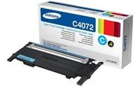 Samsung toner bar CLT-C4072S pro CLP-320/325/CLX-3185 cyan - 1000str.