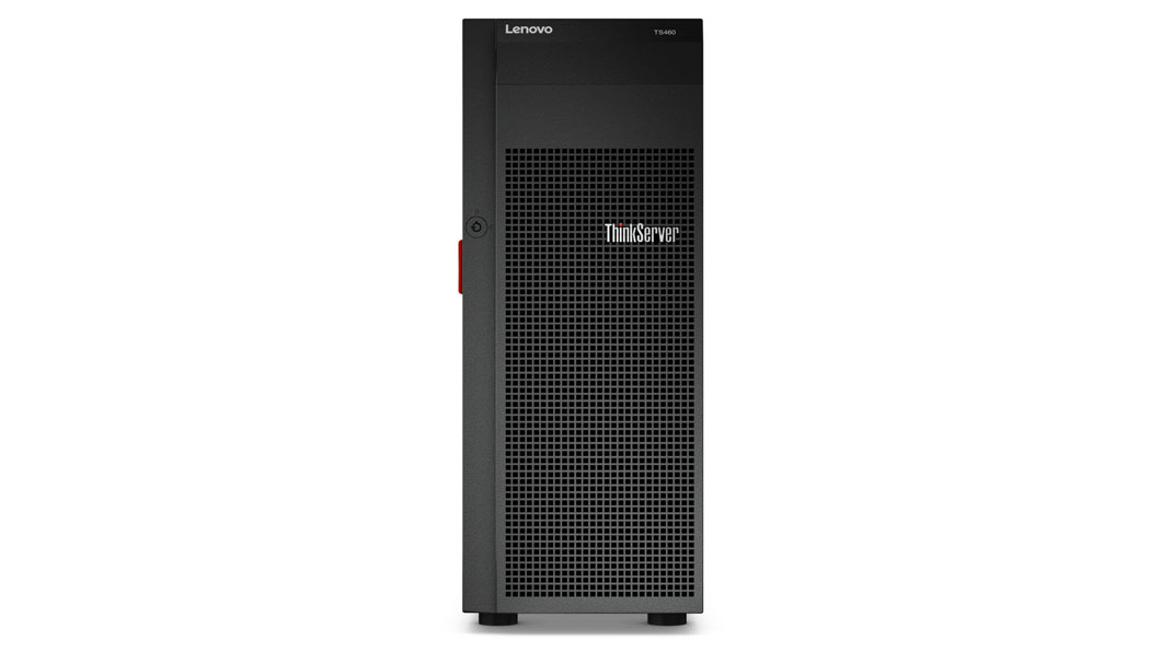 """Lenovo TS460 Intel Xeon 4C E3-1220v6 3.0GHz/2400MHz/8MB/1x16GB/0GB 2,5""""(8)/RAID520i/TMM/DVD-RW/2x450W"""