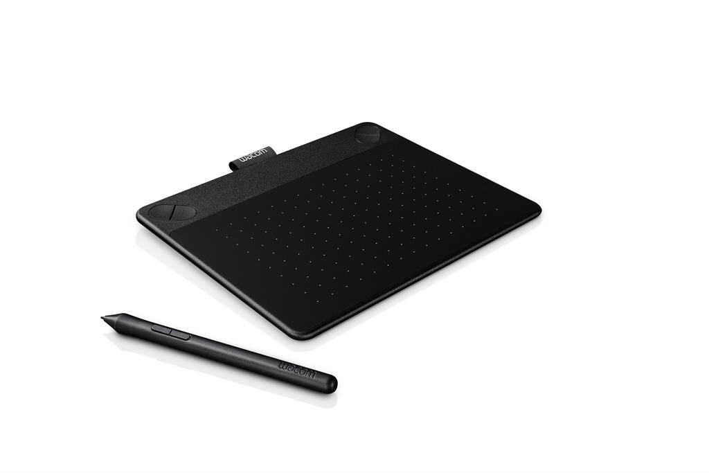 Wacom Intuos Comic Black Pen&Touch S - grafický tablet