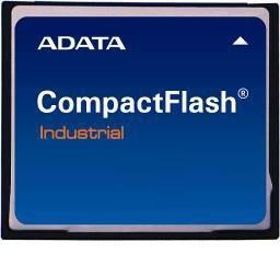 ADATA Compact Flash karta Industrial, SLC, 8GB, -45 až 85°C,bulk