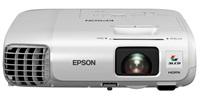 EPSON projektor EB-965H, 1024x768, 3500ANSI, 10.000:1, HDMI, USB 3-in-1, MHL, REPRO 16W, LAN