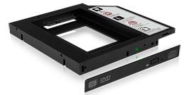 IcyBox interní rámeček 3.5''' pro SSD/HDD 2.5'', černý