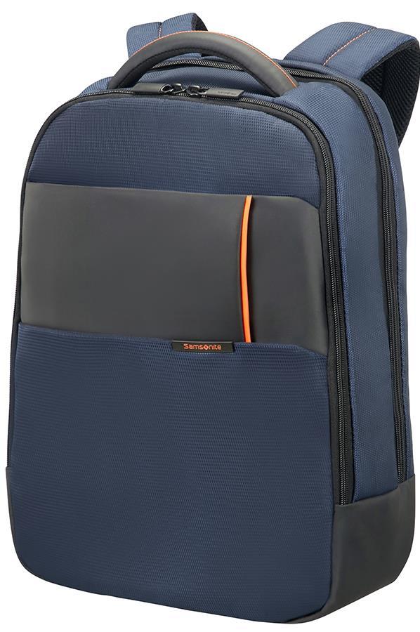Backpack SAMSONITE 16N01005 QIBYTE 15,6'' comp, blue