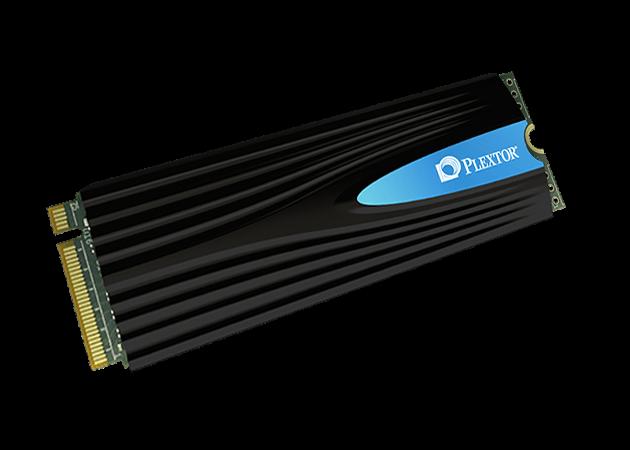 Plextor M8SeG Series SSD, 512GB, M.2 PCIe with HeatSink